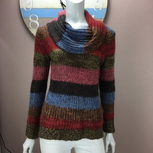JohnPaulRichard turtleneck sweater thin knit
